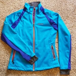 Columbia omni-heat zipper jacket